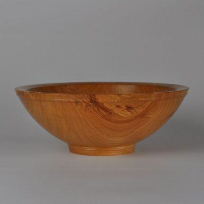 cherry wood bowl