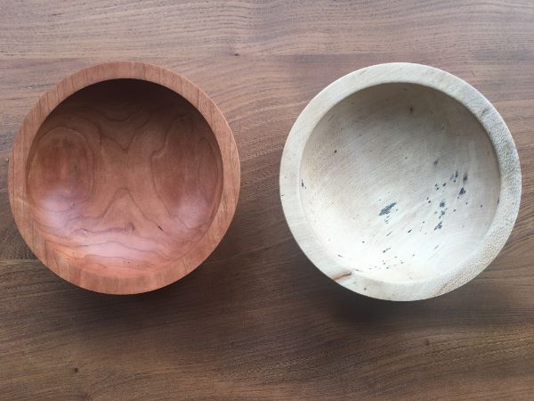 two bowls from an introductory class